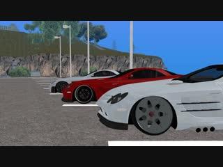 Mercedes-Benz SLR McLaren | StanceNation CCDPlanet #5