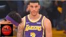LA Lakers vs OKC Thunder 1st Qtr Highlights   01/02/2019 NBA Season