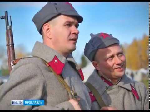 Переславский клуб принял участие в реконструкции Битвы под Москвой