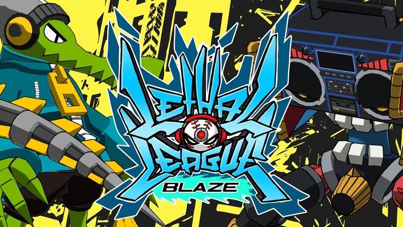 Lethal League Blaze Trailer