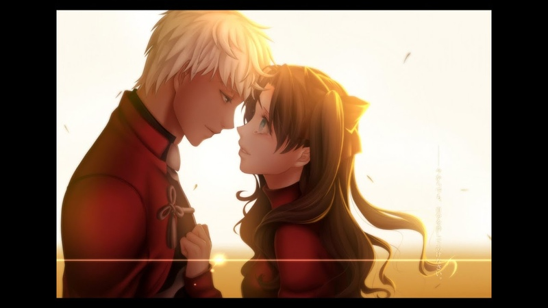 Fate/Stay Archer x Rin AMV Sleeping with Sirens/ Stay Forever With Me