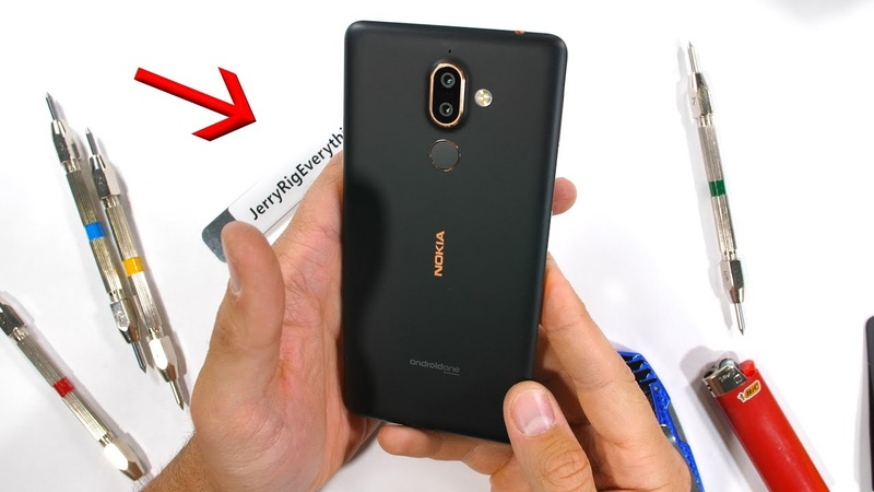 Nokia 7 PLUS Durability Test - is the Ceramic Feel for real
