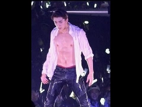 [HD] EXO Sehun Sexy dance - Baby don't cry