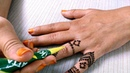 Intricate Mehendi Design for hands Mehndi Fine lines Beautiful Henna Art by Fankaara diaries