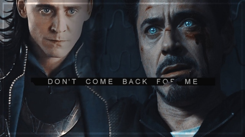 Tony Loki ► don't come back for me HBD Darelly Winchester