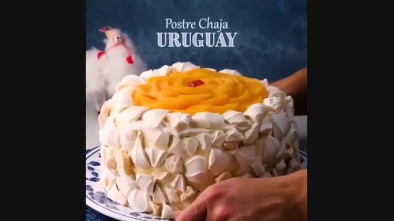 Делаем волшебные тортики