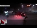 ГИБДД задержала гонщика, который прокатил на капоте людей 22.09.2018