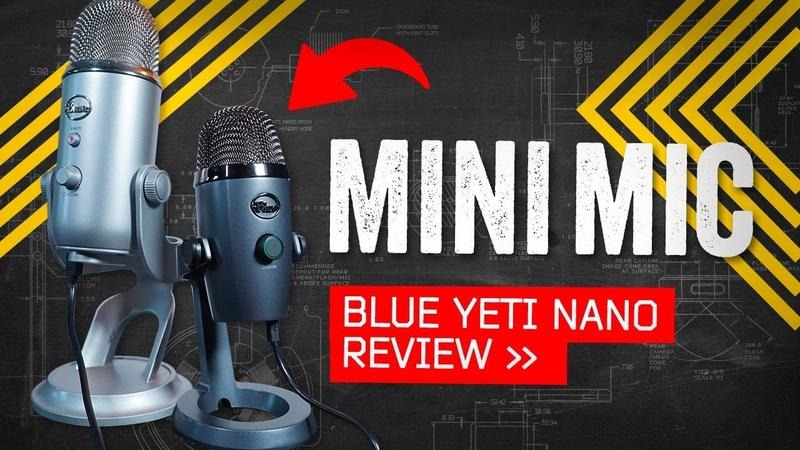 Blue Yeti Nano