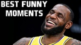 LeBron James BEST FUNNY MOMENTS