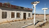 NEVER EXPLORED Abandoned Randys Hamburger Stand House in Stone Cabin AZ