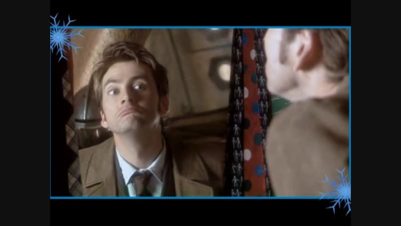 [Doctor Who] Doctor/Rose - Draving home for Christmas
