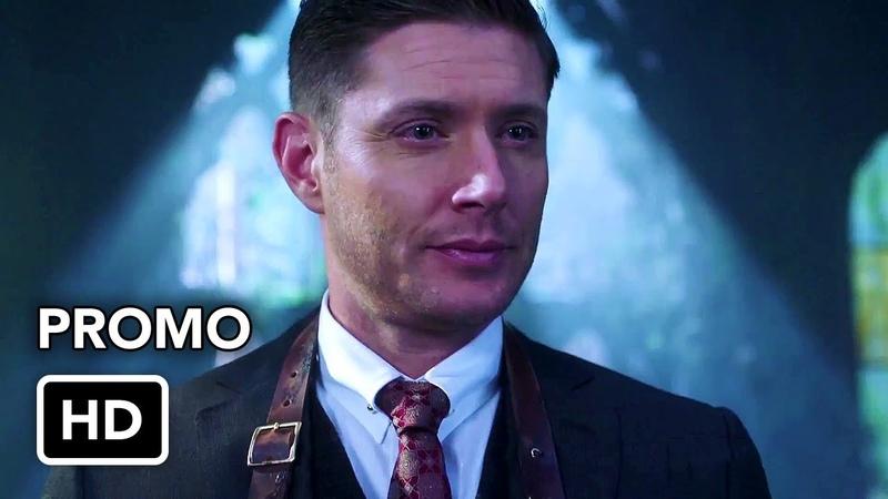 Supernatural Season 14 Promo HD
