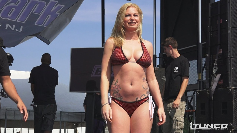 Bikini Contest 2016 - Summer Sport Compact Slam Car Show
