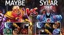 Maybe Anti Mage VS Sylar Phantom Assassin Epic Battle Agi Carry 7.20 Dota 2