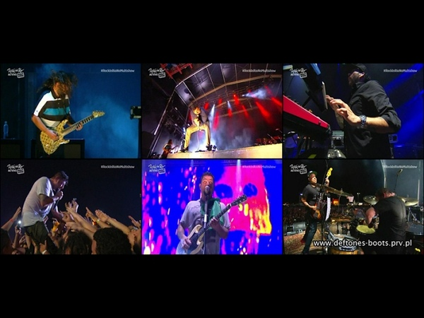 Deftones - Rock In Rio 2015 [FULL HD SHOW]