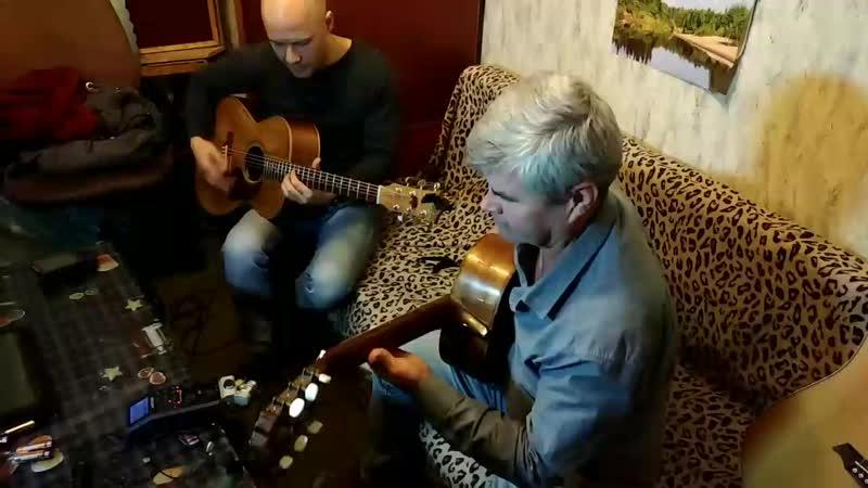 Данис Щербаков и Вадим Шамаев