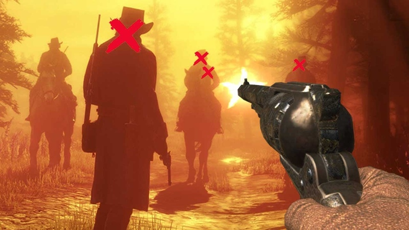 Why Red Dead 2 Works Better in First-Person Than GTA 5