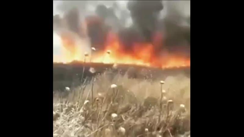 Такбир способствует тушению пожара 🔥
