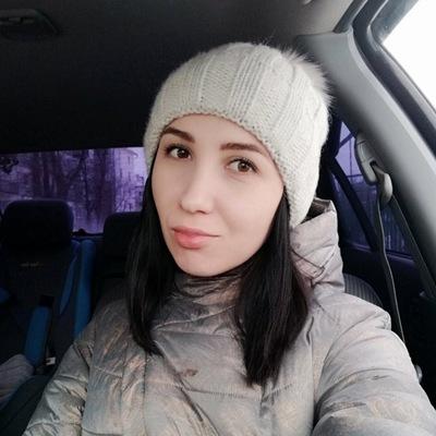 Анюта Горбунова