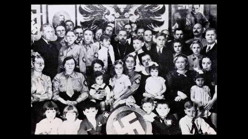 Гимнъ Русскихъ фашистовъ. ( Русскiй Стягъ ). Anthem of russian fascists ( Russian Flag ).