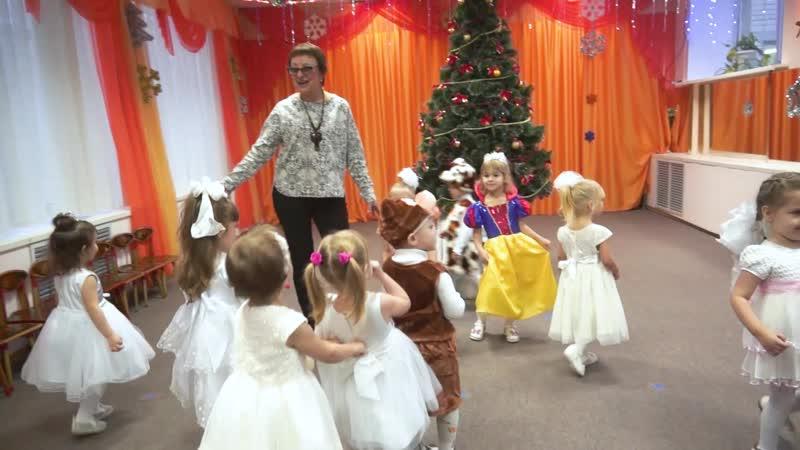 клип - нг утренник в детском саду №222 (25.12.18)