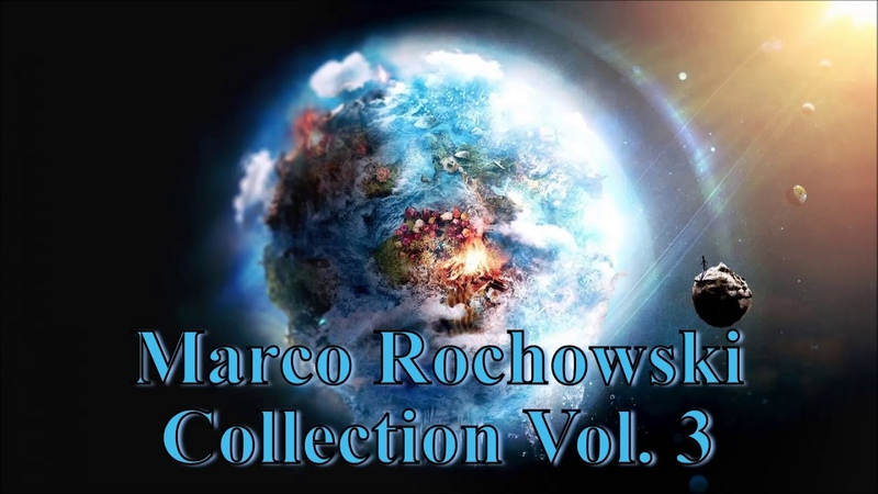 Marco Rochowski And Max Backes Collection vol 3 Cybernetic Avenger