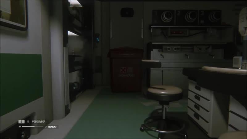 Alien- Isolation 06. Найти аптечку_720p-