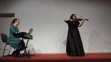 Дениза Альмухаметова и Анастасия Ялилова Chandelier (Sia instrumental cover)