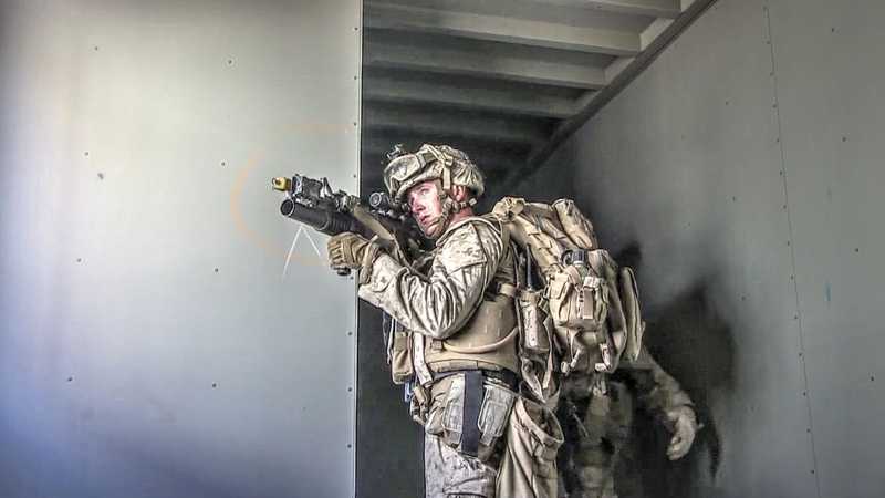 Marines Integrated Combat Training – Urban Exercise at 29 Palms