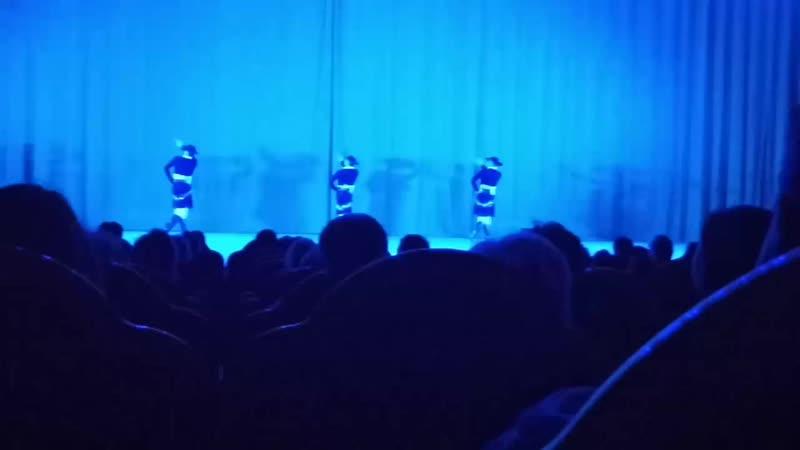 Танец аргентинский пастухов 《Гаучо》