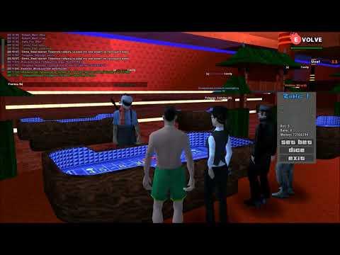 Играю в казино на Evolve 01 ( 80кк изи вин)