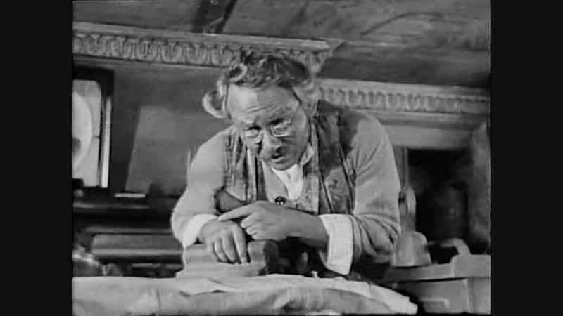 Козленок за два гроша (Англия, 1954) [ЧЕРНО-БЕЛАЯ ВЕРСИЯ] советский дубляж, прокатная копия