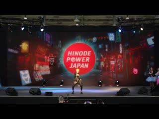Kamiya - Giorno Giovanna - Jojo Bizarre Adventure, Vento Aureo - Hinode Power Japan 2019