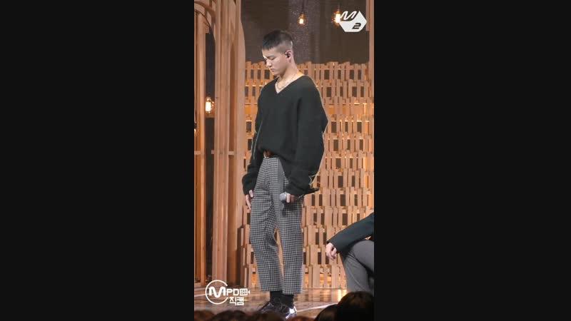 [FANCAM] 15.11.2018: BTOB - Beautiful Pain (Фокус на Пыниэля) @ M!Countdown