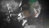 bruce &amp valeska twins batman &amp joker who are you
