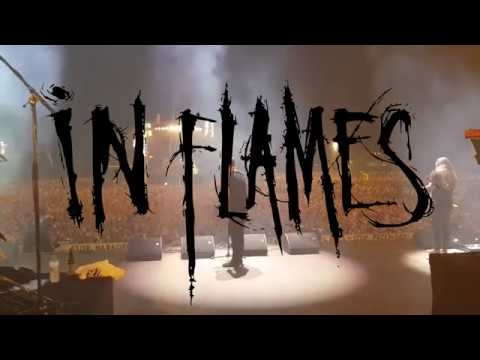 In Flames - Only for the Weak (Multi-cam) - Pol'and'Rock Festival 2018