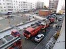 Огнеборцы Челябинска спасли на пожаре пятерых человек
