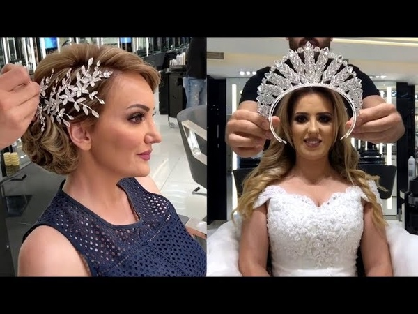 Hermosos Peinados para Novia Boda 2019 - Most Elegant And Beautiful Wedding Hairstyles