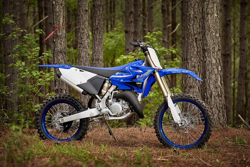 Внедорожные мотоциклы Yamaha YZ250FX / YZ125X 2020
