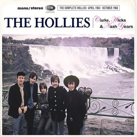 The Hollies альбом The Clarke, Hicks & Nash Years [The Complete Hollies April 1963 - October 1968]