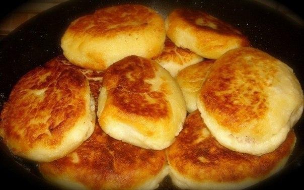 Картофельные зразы. Мои любимые!)