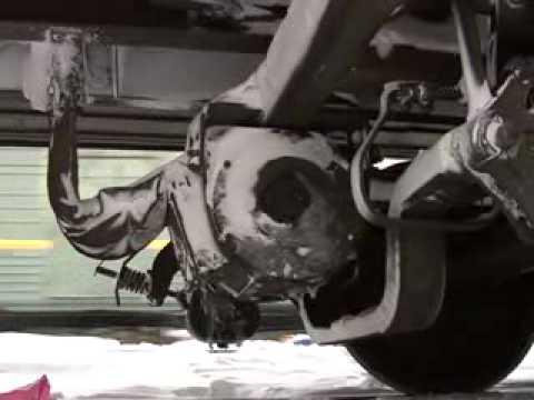 ТО тормозного оборудования пассажирского состава