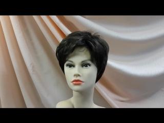 Короткая женская стрижка.