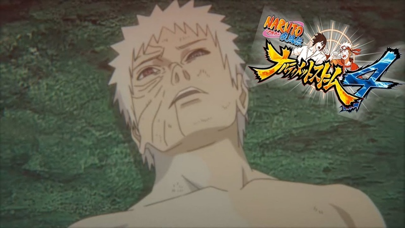 Naruto Shippuden: Ultimate Ninja Storm 4   ОБИТО ПОБЕЖДЁН 6