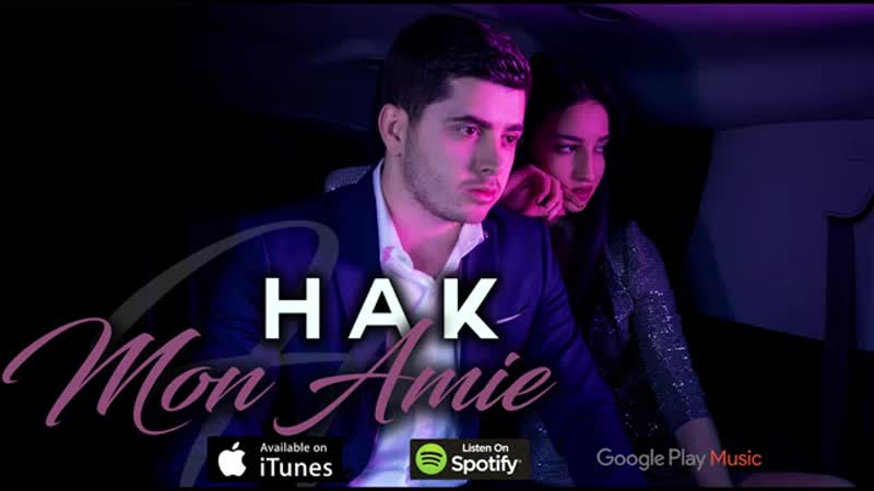 Hak Tatev Isayan- Mon Amie