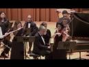 1044 J. S. Bach - Concerto for Flute, Violin and Harpsichord in A minor, BWV 1044 - ARCO Chamber Orchestra [Levon Ambartsumian]