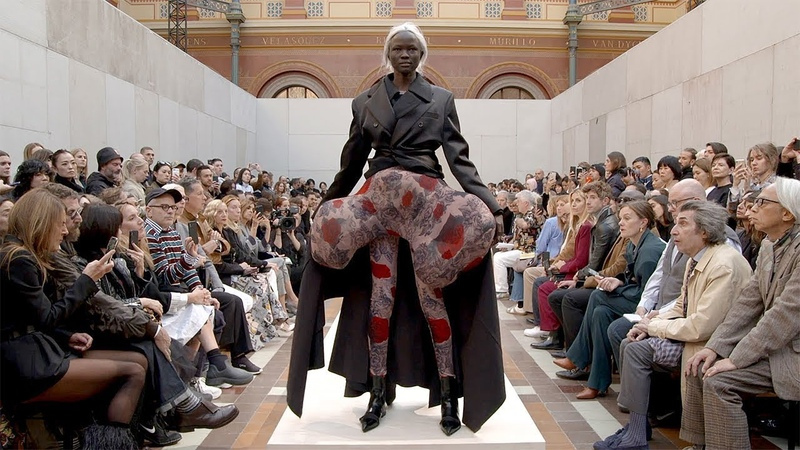 Comme Des Garçons Spring Summer 2019 Full Fashion Show
