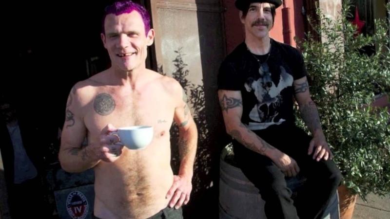 Red Hot Chili Peppers - Fleas Vegetarian Joke