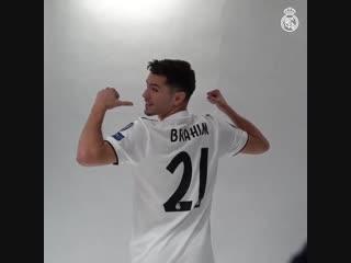 «Реал» представил Браима Диаса