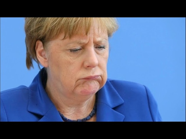 Angela Merkel ist jetzt offiziell DIE DÜMMSTE NUSS DEUTSCHLANDS !